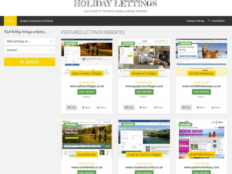 holidaylettings.xyz