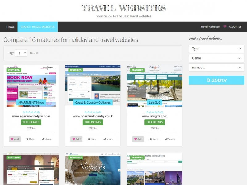 travelwebsites.info